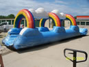Cloud Slip n Slide from Big Sky Party Rentals