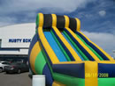 Giant Slide from Big Sky Party Rentals