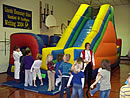 Half Double Obstacle Course from Big Sky Party Rentals
