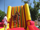 Velcro Wall from Big Sky Party Rentals