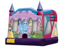 Disney Princess Water Slide Combo from Big Sky Party Rentals