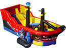 Pirate Obstacle Course from Big Sky Party Rentals