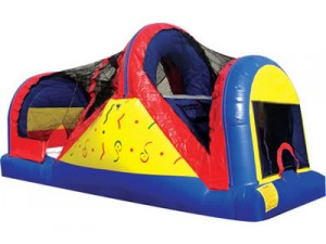 Big Backyard Slide from Big Sky Party Rentals
