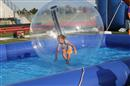 Hamster Balls from Big Sky Party Rentals
