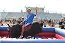 Mechanical Bull from Big Sky Party Rentals