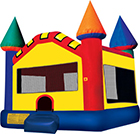 Castle 2 Medium from Big Sky Party Rentals