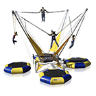 Bungee Trampoline from Big Sky Party Rentals