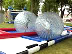 Zorb Ball from Big Sky Party Rentals