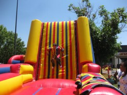 Velcro Wall from Big Sky Party Rentals 13